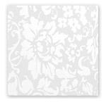 Vinci Decor - 7706 Цветок серебряный